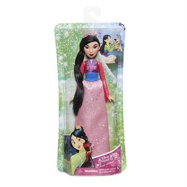 Disney Princess Disney Prenses Işıltılı Prensesler Seri  Mulan Renkli